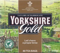 Yorkshire Tea Teebeutel