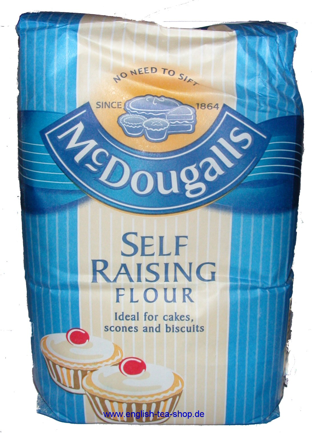 McDougalls Self Raising Flour - The English Tea Shop Raising Flour
