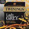 Twinings Lady Grey 100 Tea Bags (250g)