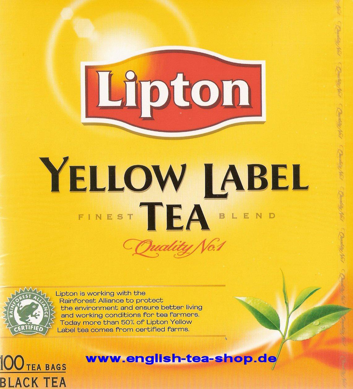 lipton tea bag label the image kid has it. Black Bedroom Furniture Sets. Home Design Ideas