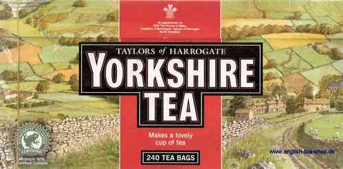 Taylors of Harrogate Yorkshire Tea 240 Teebeutel (750g)