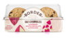 Border Biscuits Raspberry, White Chocolate & Pistachio Crumbles 175g