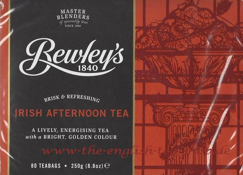 Bewley's Irish Afternoon Tea 80 Teebeutel (250g)