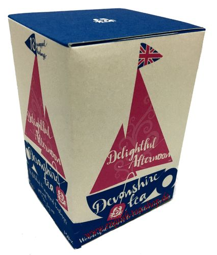Devonshire Tea Delightful Afternoon 18 Tea Bags (45g)