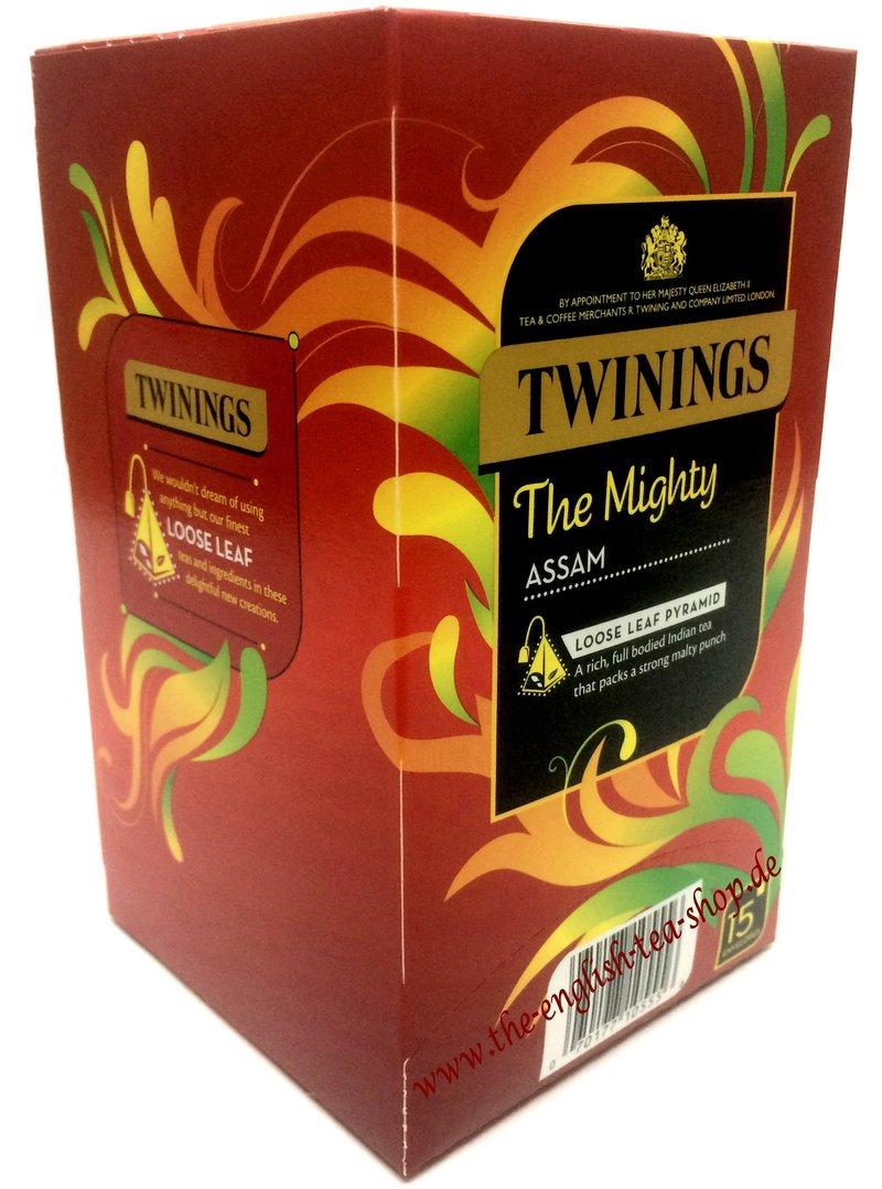Mighty Assam 15 Pyramid Tea Bags