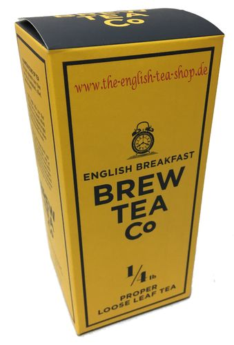 Brew Tea Co English Breakfast Loser Tee (113g)