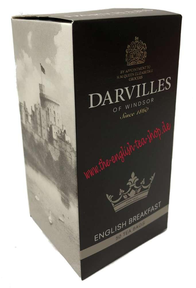 50 Teabags Taylors of Harrogate English Breakfast