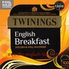 Twinings English Breakfast 100 Tea Bags (250g)