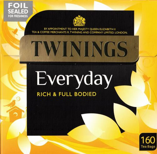 Twinings Everyday 160 Teebeutel (464g)