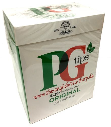 PG Tips Tea 240 Tea Bags Special Offer (696g)
